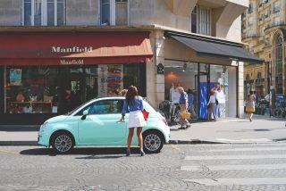 Achat de véhicule utilitaire léger